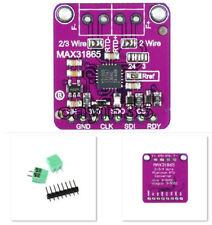NEW MAX31865 PT100  RTD Temperature Thermocouple Sensor Amplifier Module UK