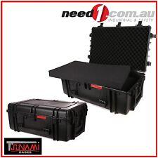 TSUNAMI Waterproof Hard Roller Case PVC with Foam 830mm x 566mm x 325mm