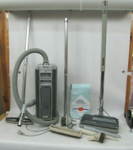 Electrolux Canister Vacuum Cleaner w/ PN4A Power Nozzle + Other Accessory Bundle