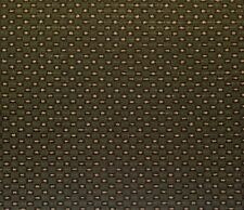 CRYPTON® SQUARES GREEN WOVEN JACQUARD STAIN RESISTANT MULTIUSE FABRIC BY YARD