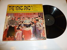 The King And I - 1964 UK 13-track mono LP