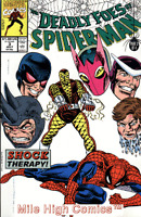 DEADLY FOES OF SPIDER-MAN (1991 Series) #3 Near Mint Comics Book