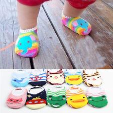 Unisex  Baby Toddler Girl Boy Anti-Slip Socks Shoes Slipper 6-24 Months
