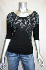 Metal Mulisha Ladies Saucy Tunic Top Size XS