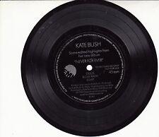 "45 T SP SOUPLE KATE BUSH   ""NEVER FOR NEVER""  (PROMO)"