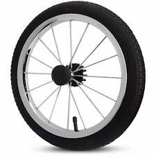 Kinderwagen Rad Räder Nostalgieräder Kinderwagenräder 14 Zoll Luftreifen Chrom
