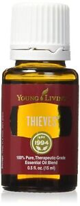 Brand New Young Living Thieves 15ml Essential Oil
