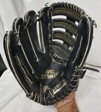 Franklin Softball Glove Left Handed Black Backhander