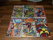 Xmen, Xforce, New Mutants Comic book lot! These are Nice!