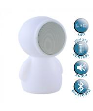 Buddy El Bluetooth LED RGB Altavoz de jardín IP44 10 W