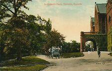 TORONTO ON – In Queen's Park
