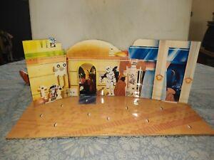 Star Wars Sears Cantina Playset Custom Background. READ DESCRIPTION!
