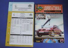 Revue technique l'expert automobile 420 Renault mégane II 10/2002-> ess & dies