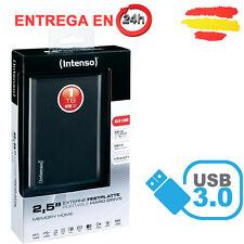 Disco Duro externo INTENSO 1TB USB 3.0 2,5 Portatil N ★★★ENTREGA EN 24 HORAS★★★