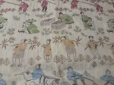 Oriental Tapestry Upholstery  Fabric 28