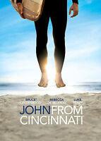 John From Cincinnati - The Complete First Season (DVD, 2008, 3-Disc Set)