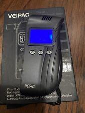 Veipac Digital alcohol Breathalyzer Tester