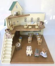 Sylvanian Families Berry Grove School with Dressed Figures and Accessories Boxed