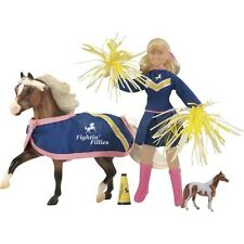 Breyer horse PONY PEP RALLY PLAY SET BNIB