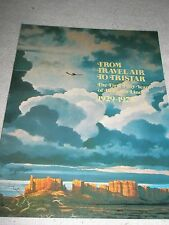 Delta Airlines FROM TRAVEL AIR TO TRISTAR  The First Fifty Years 1929-1979