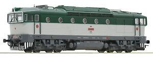 """Roco H0 72051 Diesellok T 478.3 der CSD """"DCC Digital + Sound"""" - NEU + OVP"""