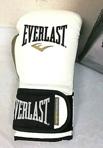 **RIGHT HAND ONLY** Everlast 12 oz Men's Powerlock Hook/Loop Glove - 0Q_41