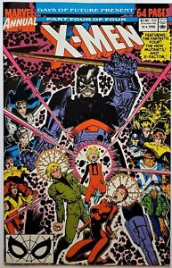 The Uncanny X-Men Annual #14 (Jan 1990, Marvel) VF