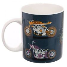 Jack Evans Bone China Boxed Motorrad Becher