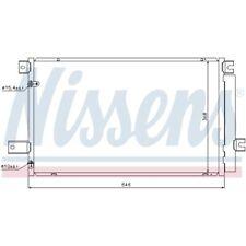 1 Condenseur, climatisation NISSENS 940022 convient à TOYOTA