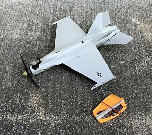 VINTAGE COX F-15 NAVY GAS POWERED CONTROL LINE AIRPLANE