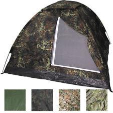 Zelt 2 Personen Minipack Camping tarn Ranger Armeezelt tent