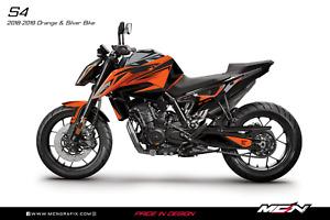 KTM 790 Duke 2018-2020 Graphic Sticker Decal Kit