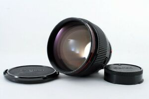 Canon New FD 85mm f/1.2 L NFD Standard Portrait MF Lens Exc From Japan Tested