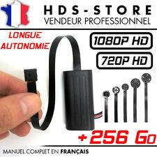 MODULE SPY CAMERA MT186 FULL HD 1080P + MICRO SD 256 GO BUTTON SCREW DETECTION