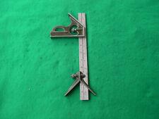 "Lufkin 12""  Blade 3 Piece Combination Set, Square, CenterHead (Both Hardened)"