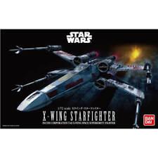 Bandai Star Wars 1/72 X-wing Starfighter Plastic Model Kit