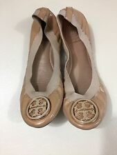 Tory Burch Caroline Ballet Flat Size 5 retail $225
