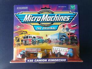 Micro Machines 1999 #30 TRUCK STOP Hasbro