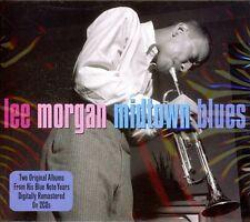 LEE MORGAN - MIDTOWN BLUES  (NEW SEALED 2CD)