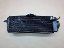 1985 Honda CR500 Right side radiator 85 CR 500