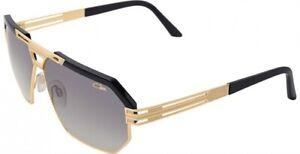 NEW Cazal 9082 Sunglasses 001 BLACK 100% AUTHENTIC