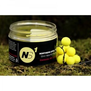 CCMoore Northern Specials NS1 Pop Ups Yellow - 18mm 25St.