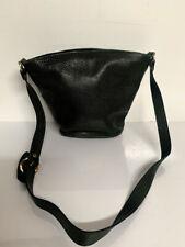 Genuine Snakeskin Python Leather Shoulder Tote Women's Hand Bag Black