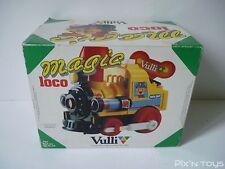 Locomotive Vintage Vulli Magic Loco / 1986 Mykids Toy MFY. CO. LTD