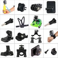 Premium Range of Accessories for Action Cameras - GoPro, Rollei, iON, etc.