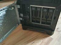 HP Micro Server G8 G1610T - 4 GB ECC RAM - 4x 500GB - 120GB SSD - OVP - 35 W TDP
