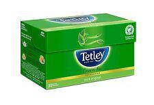 Tetley Green Tea, Regular, 30 Tea Bags Pack of 2