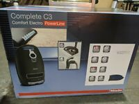 Miele Complete C3 Marin Canister Vacuum Cleaner - Corded Open Box!