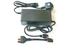 Battery Charger for Powakaddy using 3 Way PLUG 'n' PLAY™ Adapter - 2 Yr Warranty