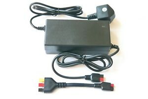 Charger for Powakaddy ( Lead / Acid Only ) using 3 Way PLUG 'n' PLAY™ Adapter